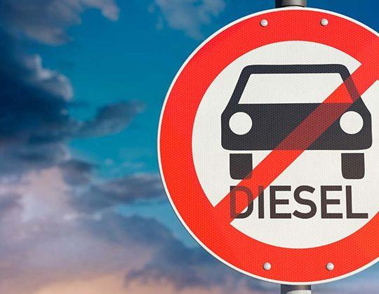 Diesel, addio diesel, stop diesel, dieselgate