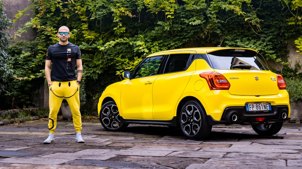 Suzuki Swift Sport, Swift Sport