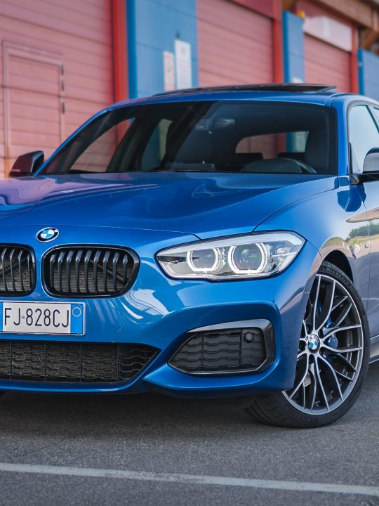 BMW serie 1, m140i, prova m140i